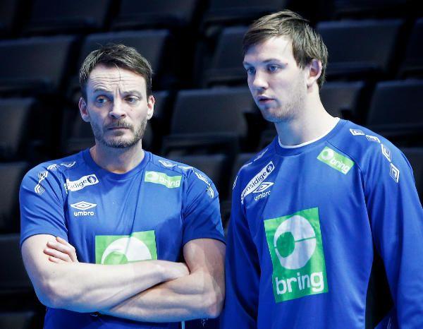 Handball WM 2017: Finalist Norwegen. Foto-Impressionen vom Training. Live aus Paris: SPORT4FINAL-Redakteur Frank Zepp.  29.01.2017 –  ...