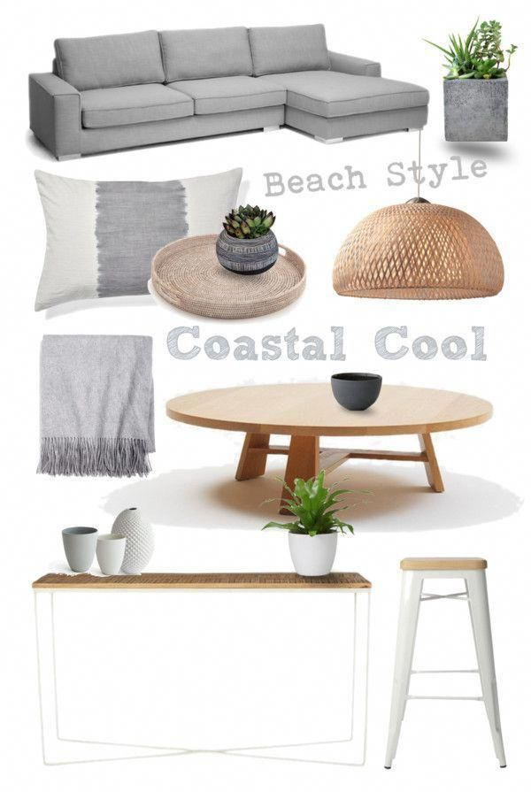 Pin By Carlye Rosen On Abode Coastal Living Rooms Coastal Style Decorating Beach Cottage Style