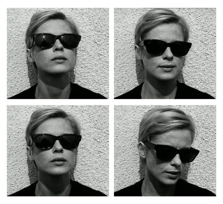Bibi Andersson as Alma in Persona (Ingmar Bergman, 1966)