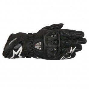 Alpinestars GP Pro R2 Leather Motorcycle Gloves - Black - Small