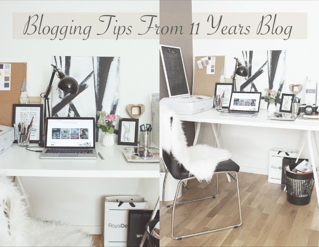 Blogging Tips From 11 Years Blog | NATURE WHISPER