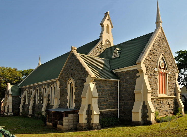 Church of Christ, King Williams Town, Eastern Cape, South Africa. By #PhotoJdB