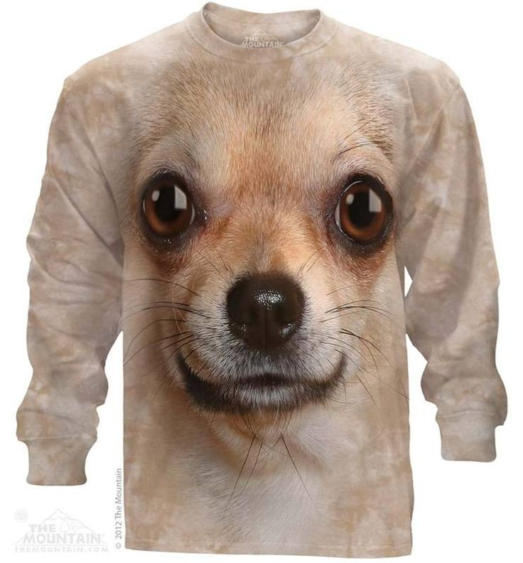 Chihuahua Long Sleeve T-Shirt - 30% DISCOUNT ON ALL ITEMS - USE CODE: CYBER  #Cybermonday #cyber #discount
