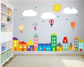 25 einzigartige wandtattoo wolken ideen auf pinterest ikea wandtattoo kinderzimmer wolken. Black Bedroom Furniture Sets. Home Design Ideas