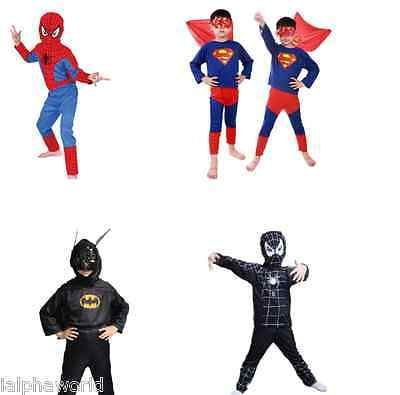 Boys #spiderman batman venom superman superhero #costumes #fancy dress outfit ,  View more on the LINK: http://www.zeppy.io/product/gb/2/301948068504/