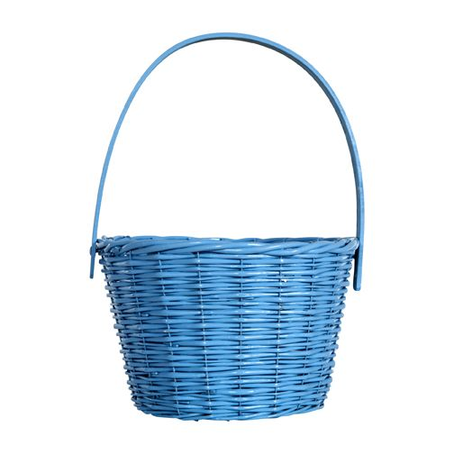 22 best easter gifts for boys images on pinterest easter gift large blue willow folding handle easter basket with liner negle Image collections