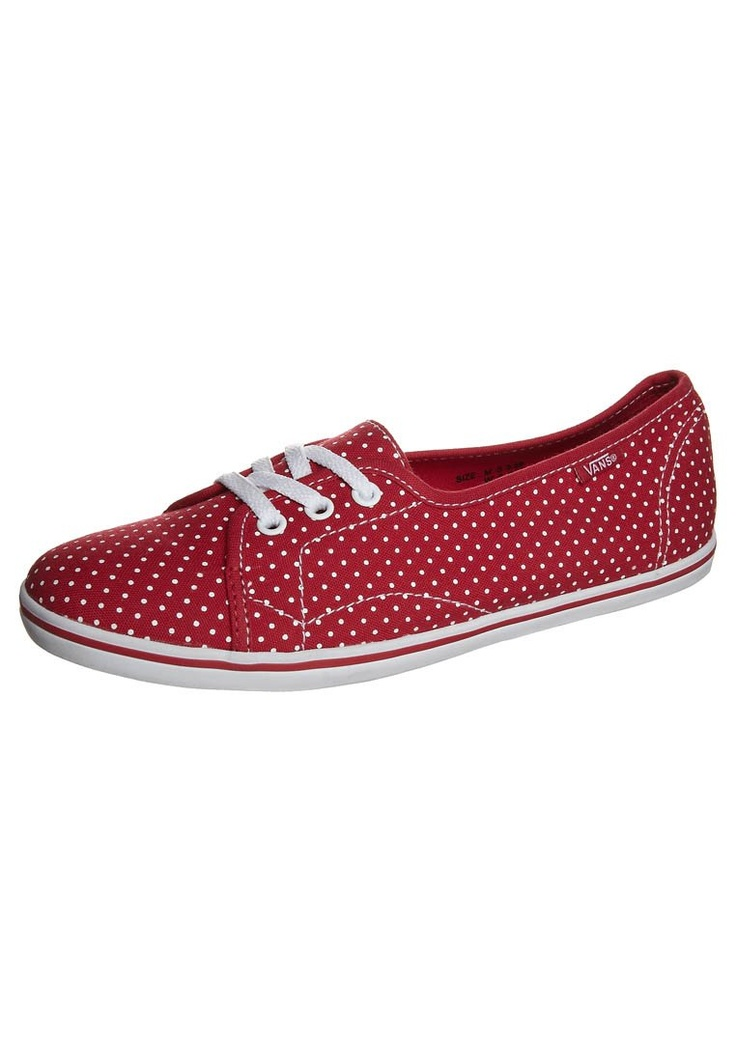 Vans - LEAH - Sneaker - true red/ true white