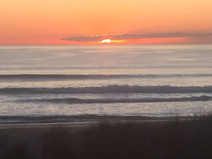 Another beautiful Burleigh sunrise - Photo by: Brad Kane