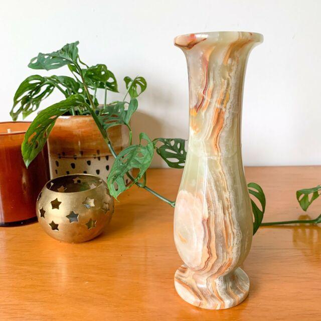 Vintage Onyx Vase Vases Bowls Gumtree Australia Moreland Area Coburg 1239185124 Vintage Objects Coburg Vintage Shops