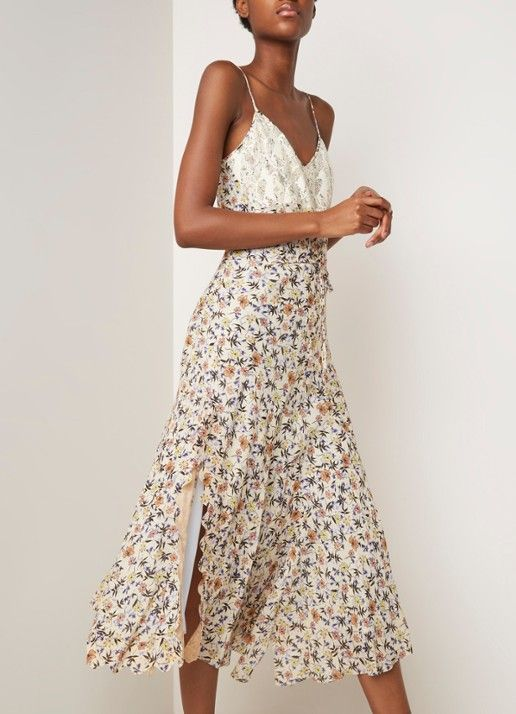 27b5b0d2d57 Chloé in 2019 | Zomer jurken | de Bijenkorf - Jurken, Bijenkorf en ...