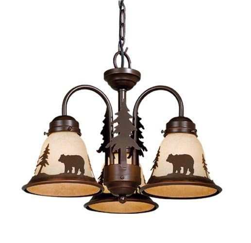 Inspirational View the Vaxcel Lighting LK Bozeman Light Ceiling Fan Light Kit with