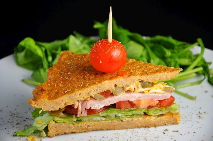 Gluten-Free Tuna Sandwich