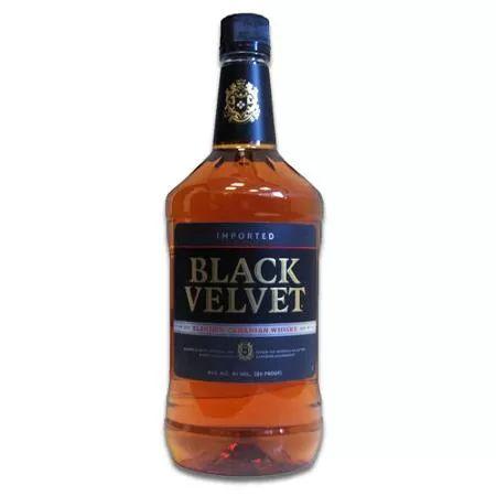 Black Velvet:  Canadian Whiskey, 1.75 L