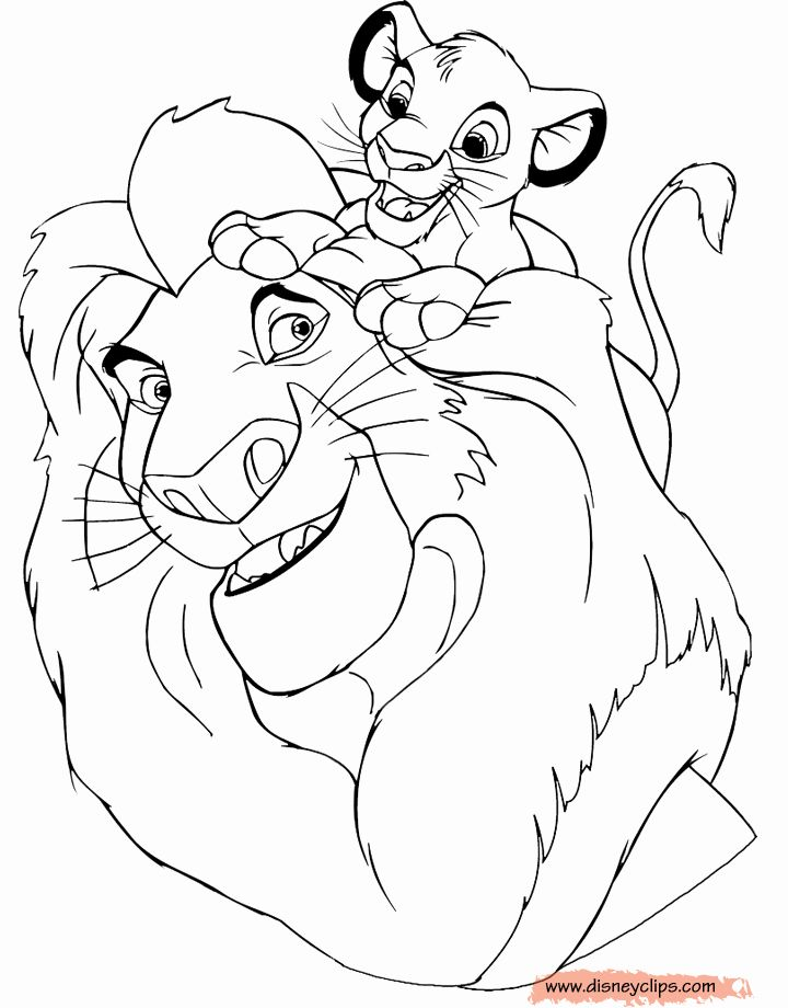 Lion King Coloring Book Fresh The Lion King Coloring Pages 2 Lion King Drawings King Coloring Book Lion Coloring Pages