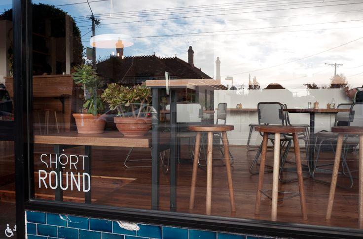 Short Round Cafe  731 High Street Thornbury, 3071 Contact Us  T > 03 9484 3904