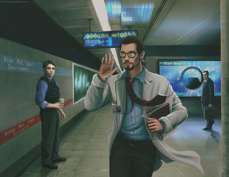 Awesome Half-Life art. - Imgur