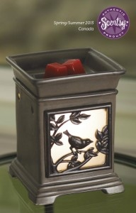 Spring / Summer Scentsy Catalog-Let me know if you are interested in ordering this warmer.