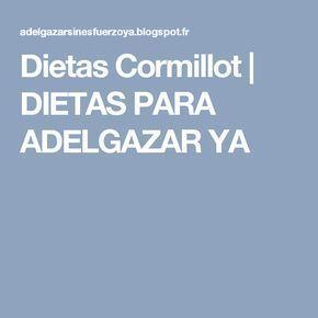 Dietas Cormillot   DIETAS PARA ADELGAZAR YA #dietasparaadelgazar