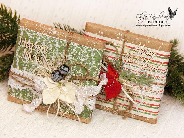 Present package by Olga