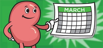 March is National Kidney Month!: Marching National, Kidney Months, National Kidney, Kidney Transplantation, 2013 National, Kidney Foundation