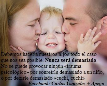 El pediatra defensor de la crianza con apego: Carlos González - Mamá y maestra