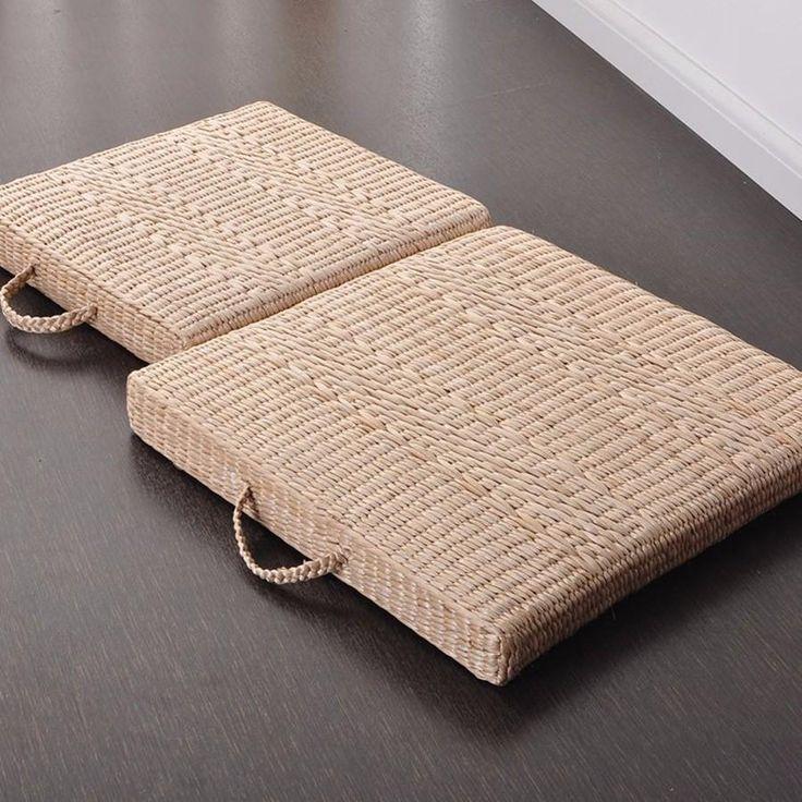 Japanese Tatami Seat Cushion Futon mattress, Futon
