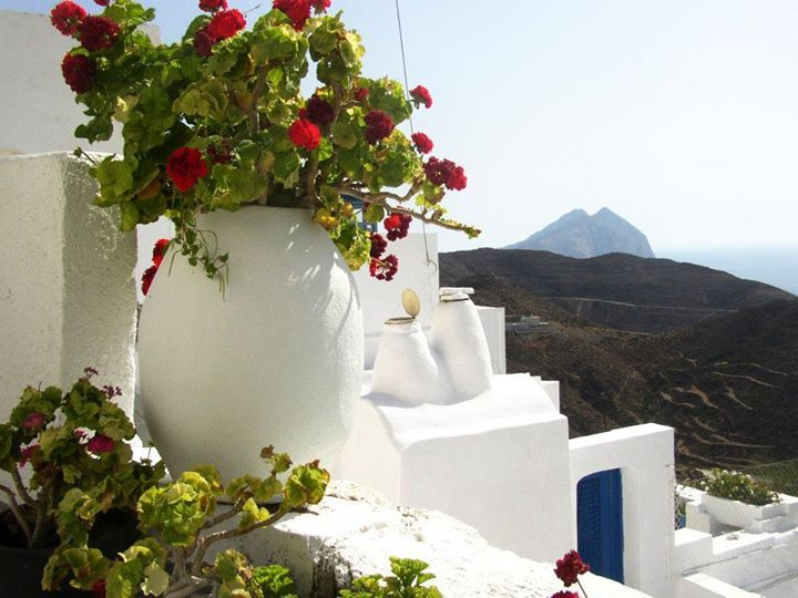 ღღ Anafi Island, Greece
