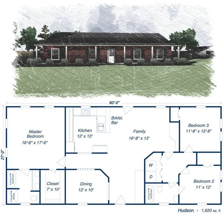 ✟♥  ✞  ♥✟    love this - the Hudson floor plan! 1620 sq ft.     ✟  ♥✞♥  ✟