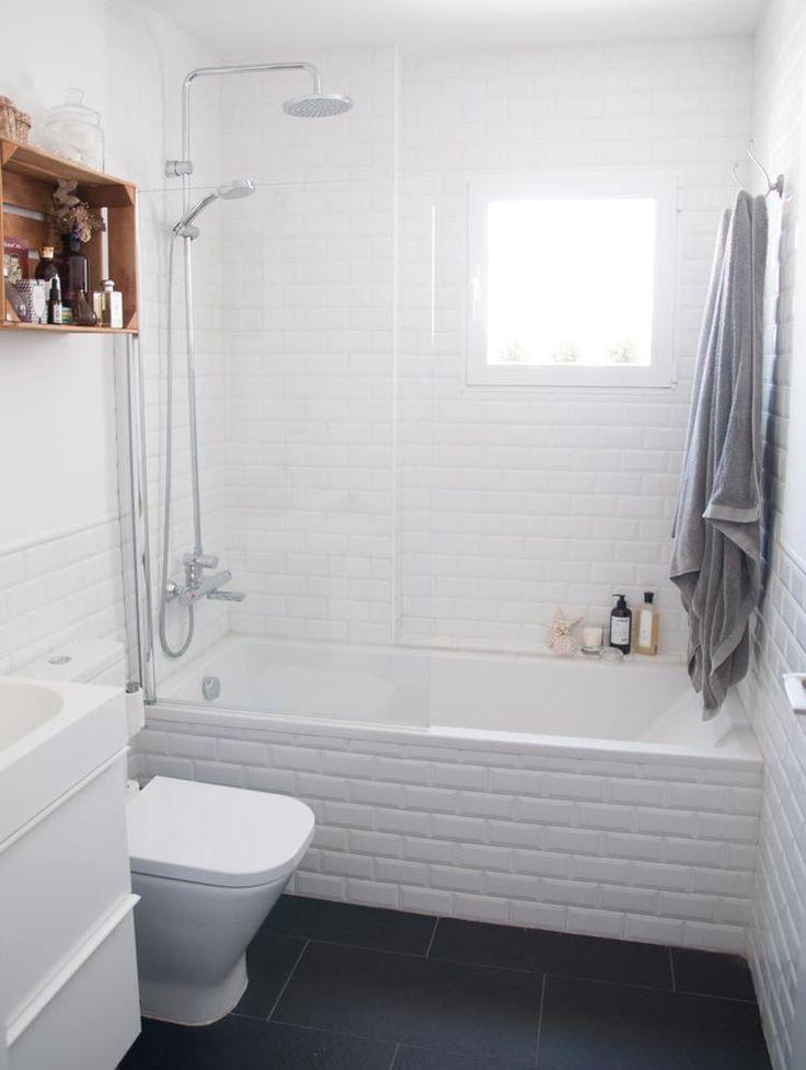 Sehe dir das Foto von Crea mit dem Titel Tolle Fliesen für das Badezimmer, schlicht aber modern und andere inspirierende Bilder auf Spaaz.de an.