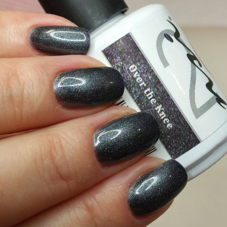 Love this color! Over the Knee Polish Pro Gel Polish