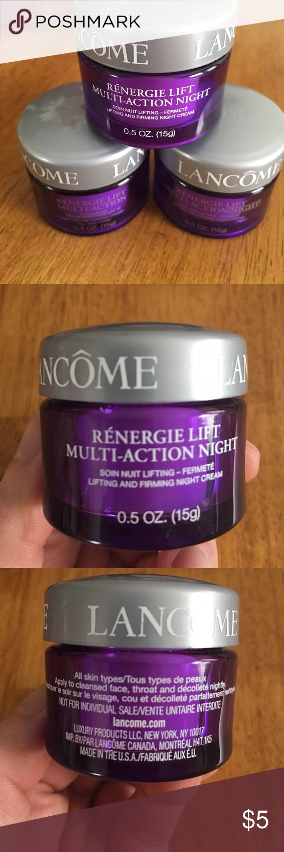 Lancôme Renergie Lift MultiAction Night Cream Lancôme