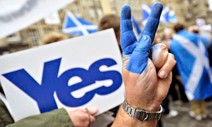 Stargazer Nation™: Should Scotland be an Independent Country? Lets Vo...