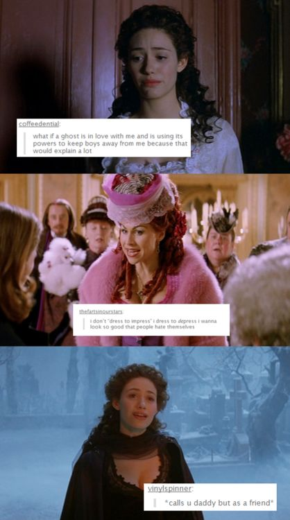 Phantom of the Opera text posts.