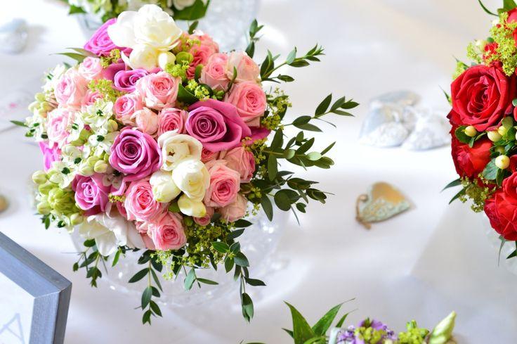 Svatební květiny - Flora-svatby.cz