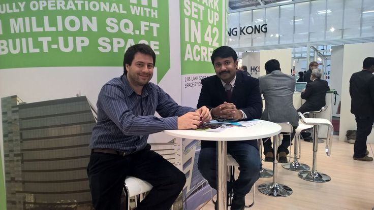 From #CeBIT15 : Day 2 Review-Connecting Business Opportunities in A Better Way
