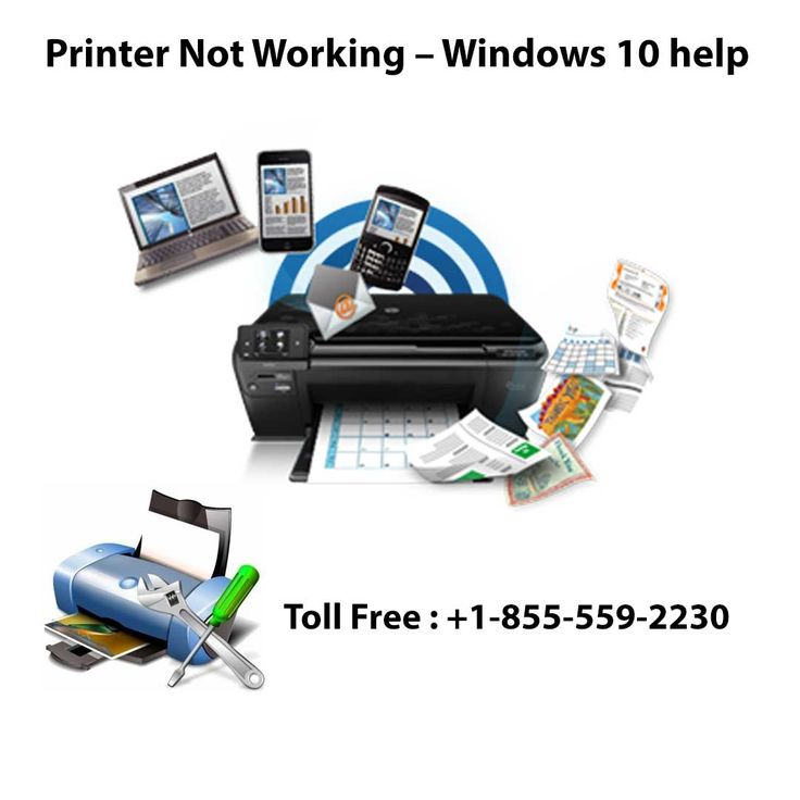 The #printer is not working issues are the most common issue on the #windows10 update. To resolve such issues visit the blog https://www.microsoft-help-desk.com/tips-to-troubleshoot-printer-problems-windows-10/ For #techsupport call our #WindowsSupport Team @ 1-855-559-2230