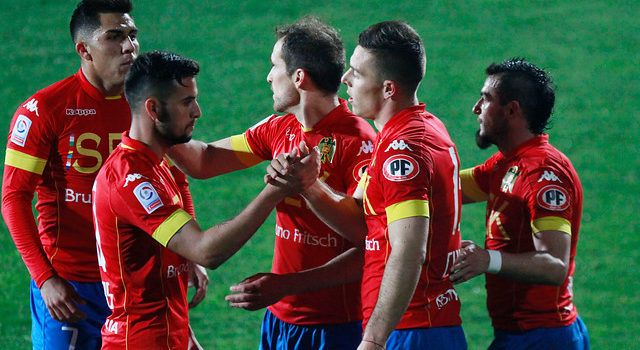 Unión Española vence a Deportes Temuco y es el líder exclusivo del Torneo de Apertura - BioBioChile