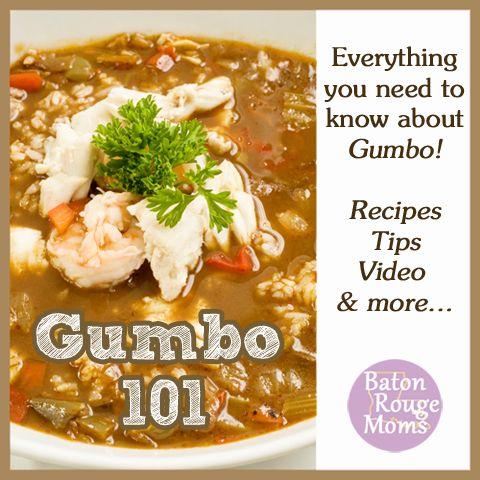 Louisiana Cajun Gumbo | Recipe | Videos, Gluten and Mom