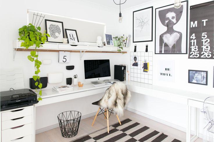 Sharon & Phil's Bright, Modern Western Australian Home