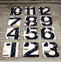 This site has tons of wall letters and numbers. Fun!