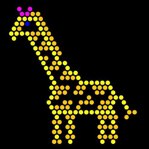 Lite Brite Refill: The Zoo (SQUARE) - Buy 2, get 1 FREE in the UAE. See prices…