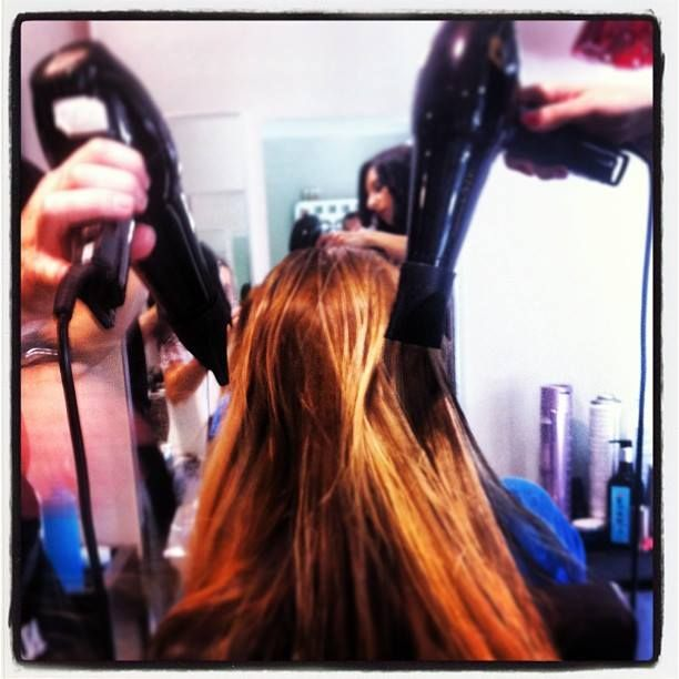 demanding clients - our expertise #be2in #hair