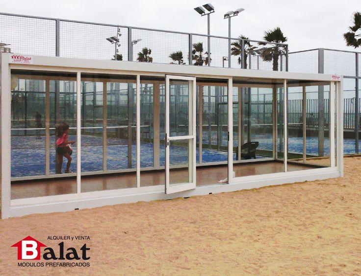 1000 images about instalaci n modular a medida para club de padel on pinterest trucks - Balat modulos prefabricados ...