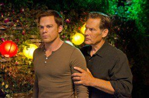 James Remar on Happiness to Pull Double TV Dad Duty for Dexter and Wilfred | Telepisodes
