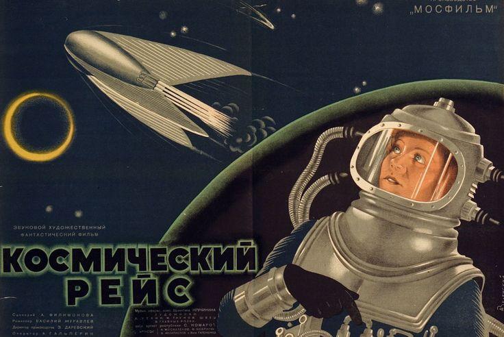 Soviet Sci-Fi Movies