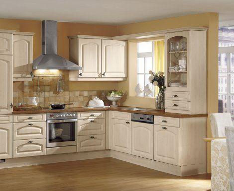 Rustikální kuchyně Linda. Kuchyně a spotřebiče jedné značky - gorenje. #kuchyně #design #interiér #domov #gorenje