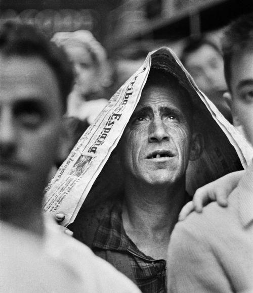 Ramón Masats: 'Sanfermines', Pamplona 1957