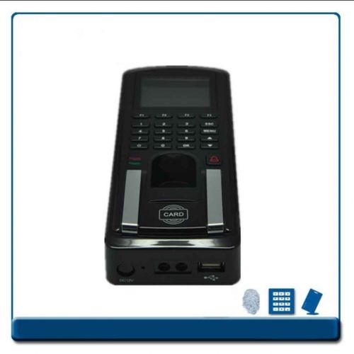 Access control system with RF ID Reader /Real time network time attendance. price ৳19990 in BD