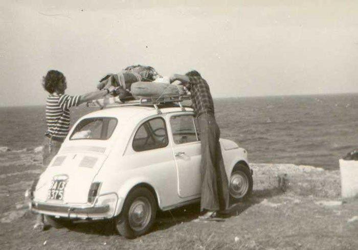 Come eravamo negli anni 50 e 60 – Ricordi ed immagini di un mondo che non c'è più   IL MONDO DI ORSOSOGNANTE