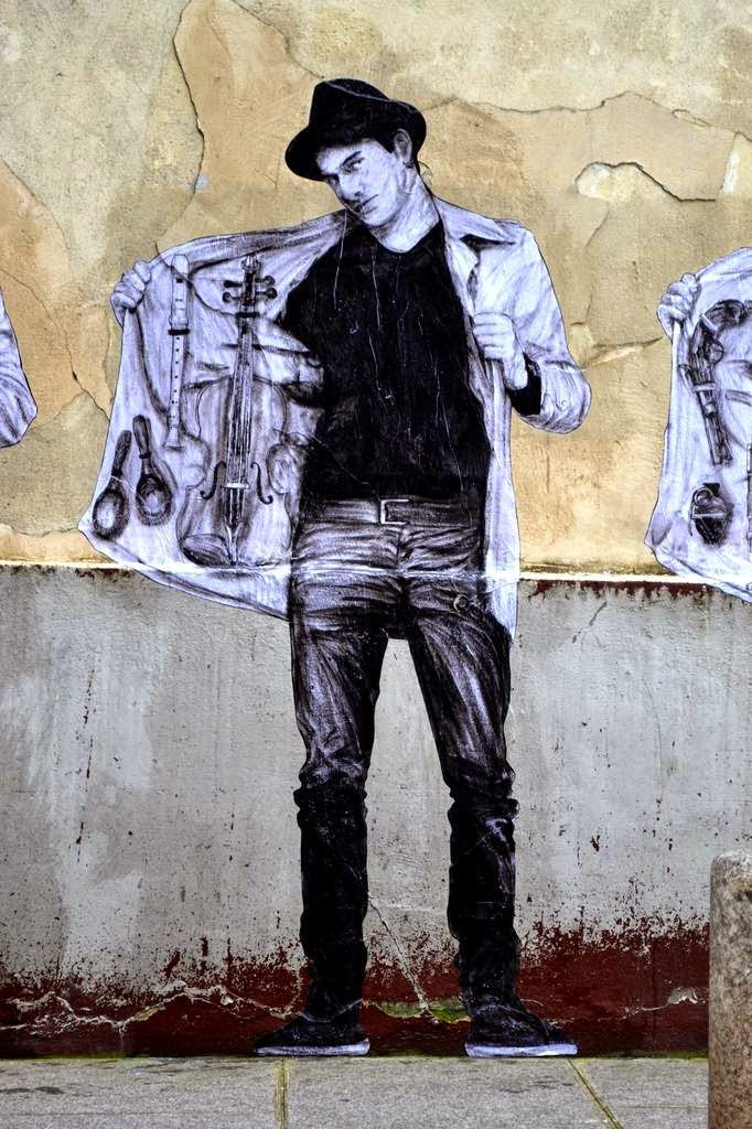 -Levalet-  'The market' (Paris XVIII. 2015)  *detail